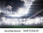 sports arena | Shutterstock . vector #549725419