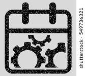 technical day grainy textured...   Shutterstock . vector #549736321