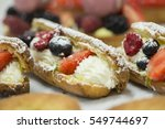making pastries | Shutterstock . vector #549744697
