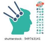 neural interface connectors... | Shutterstock .eps vector #549763141