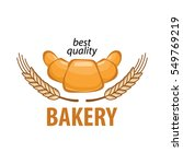 bakery  logo  bread house  icon ... | Shutterstock .eps vector #549769219