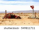 Kalahari Desert  Namibia ...