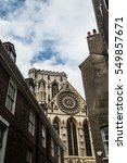York Gothic Cathedral  England