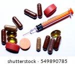 Small photo of Drug addiction - drug distribution