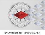 concept  minimal vision... | Shutterstock . vector #549896764