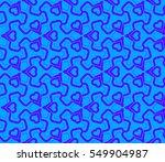modern stylish texture.... | Shutterstock .eps vector #549904987
