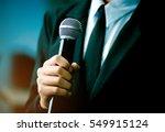 Smart Businessman Speech...