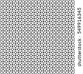 vector monochrome seamless... | Shutterstock .eps vector #549916345