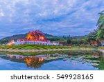 ho kham luang northern thai... | Shutterstock . vector #549928165