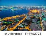 osaka  japan  october 18  2014  ...   Shutterstock . vector #549962725