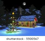 computer generated 3d...   Shutterstock . vector #5500567