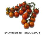 tomatoes cherry | Shutterstock . vector #550063975