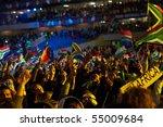 Soweto   June 10  Fans Waves...