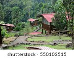 Guest Rooms And Path At A Rive...