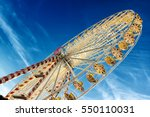 Lighted Circular Big Ferris...