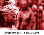 Stone Zen Buddha Statue...