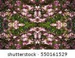Abstract Kaleidoscope Fractal...
