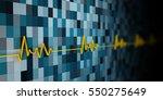 3d illustration of equalizer ...   Shutterstock . vector #550275649