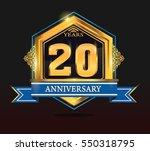 20 years anniversary shiny...