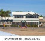 broome international airport...   Shutterstock . vector #550338787