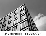 modern building. modern office... | Shutterstock . vector #550387789