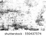 grunge black and white urban... | Shutterstock .eps vector #550437574
