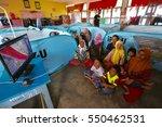 kota bahru  kelantan jan 04 ... | Shutterstock . vector #550462531