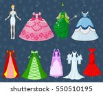 cute dress up paper doll....