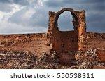 Uninhabited Medieval City Site...
