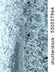 texture of ice surface on... | Shutterstock . vector #550557964