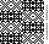 vector seamless pattern.... | Shutterstock .eps vector #550562221