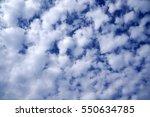 cloud | Shutterstock . vector #550634785
