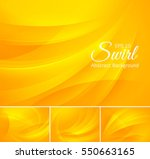 swirl abstract background... | Shutterstock .eps vector #550663165