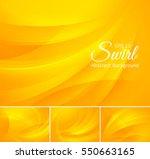 swirl abstract background... | Shutterstock .eps vector #550663165
