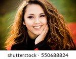 one hawaiian pacific islander... | Shutterstock . vector #550688824