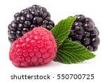 Raspberries And Blackberries...