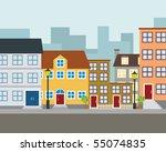 community | Shutterstock . vector #55074835