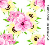 abstract elegance seamless... | Shutterstock .eps vector #550796851