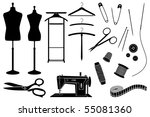 Tailor\'s Objects And Equipment...