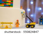wedding cake | Shutterstock . vector #550824847