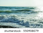 Black Sea In Crimea
