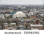 Panorama View Of Liverpool ...