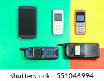 Old Mobile Phones Used And...
