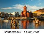 Cardiff Bay, Cardiff, Wales, UK