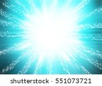 abstract background. explosion... | Shutterstock . vector #551073721