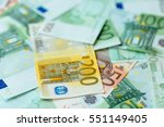 Euro Currency Background. Euro...