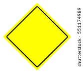 vector illustration of warning... | Shutterstock .eps vector #551174989