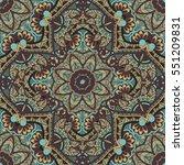 pattern | Shutterstock .eps vector #551209831