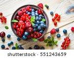 Fresh Berries. Various  Summer...