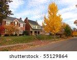 traditional american... | Shutterstock . vector #55129864